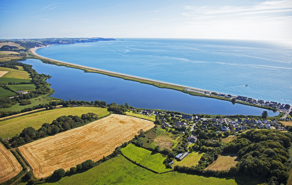 Aerial Photography of South Devon